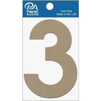 """4"""" Chibpoard Number, 2pk- 3"""