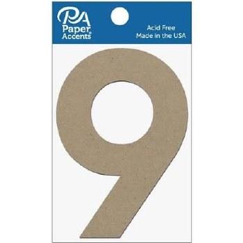 """4"""" Chibpoard Number, 2pk- 9"""