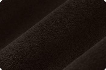 "Cuddle Fleece, 60""- Browns- Chocolate"