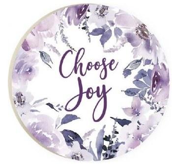 Car Coaster- Choose Joy
