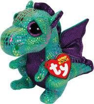 Ty Beanie Boos- Cinder the Dragon