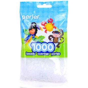 Perler Beads 1000 piece- Clear