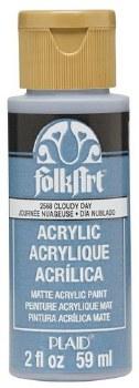 FolkArt 2 Oz. Acrylic Paint- Cloudy Day