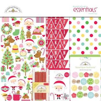 Christmas Magic 12x12 Essentials Kit