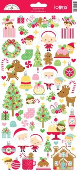 Christmas Magic Stickers- Icons