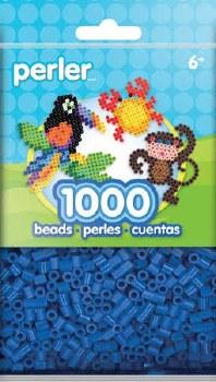 Perler Beads 1000 piece- Cobalt