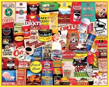 Jolee's Food & Drink Dimensional Stickers- Coffee