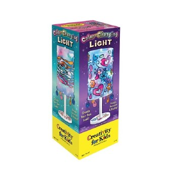 Creativity for Kids Craft Kit- Color Changing Light