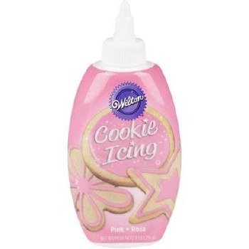 Cookie Icing- Pink