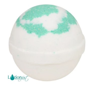 4.5 oz Bath Bomb- Cool Fresh Aloe