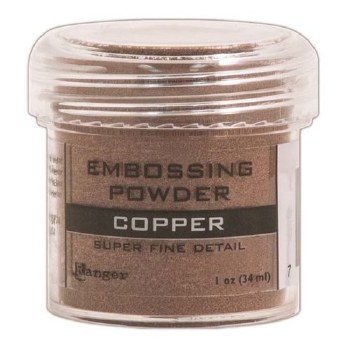 Embossing Powder- Copper