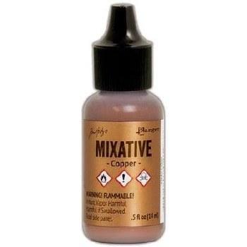 Alcohol Ink Mixative- Copper