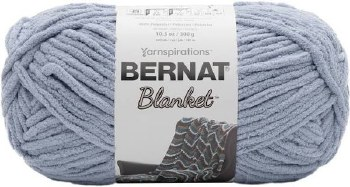 Bernat Blanket Yarn- Cornflower