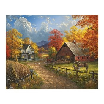 Country Blessings - 1,000 Piece Puzzle