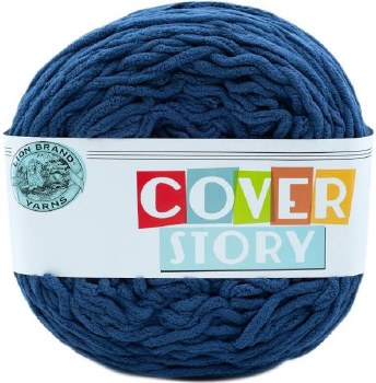 Cover Story Yarn- Oxford Blue