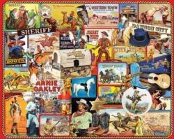 Cowboys - 1,000 Pieces