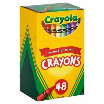 Crayola Crayons- 48ct