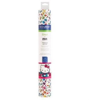 Cricut Patterned Iron-On Sampler- Hello Kitty