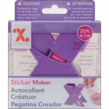 Xyron 150 Sticker Maker Machine