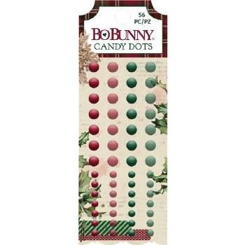 Christmas Treasures Enamel Dots
