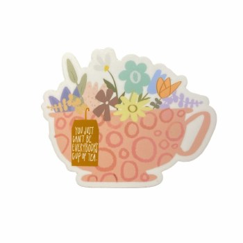 Cup of Tea Stickers