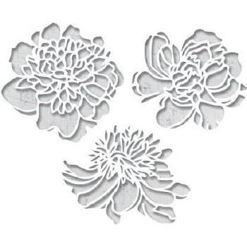 Tim Holtz Thinlits- Cutout Blossoms