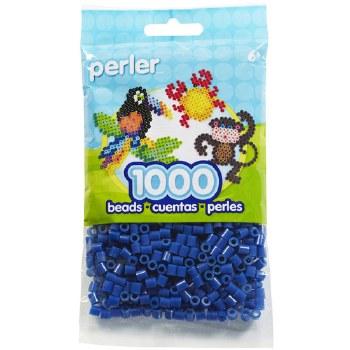 Perler Beads 1000 piece- Dark Blue