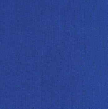 "Kona Cotton 44"" Fabric- Blues- Deep Blue"