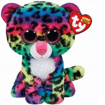 Ty Beanie Boos- Dotty the Leopard