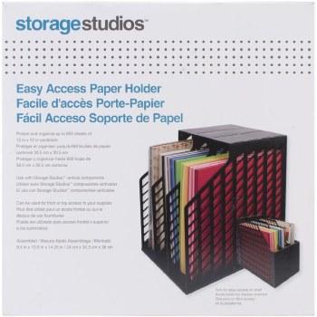Storage Studios Easy Access Paper Holder