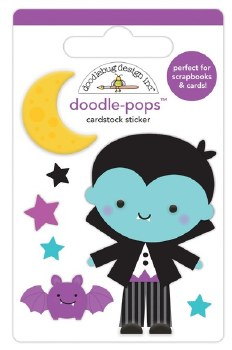 Candy Carnival Doodle-Pops- Edward
