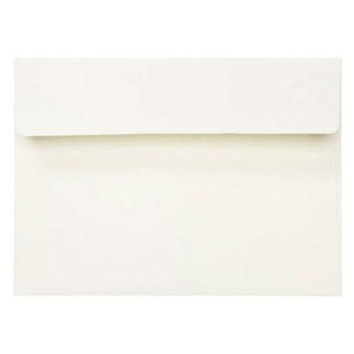 Core'dinations A7 Envelope Pack, 25ct- Ivory