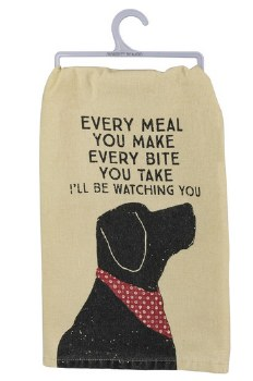 Dish Towel- Every Meal You Bake