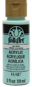 FolkArt 2 Oz. Acrylic Paint- Adrift