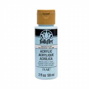 FolkArt 2 Oz. Acrylic Paint- Blue Lullaby