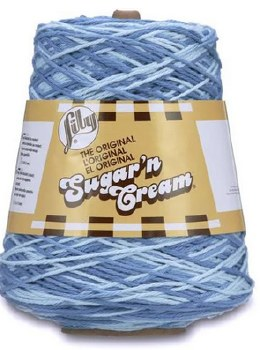 Sugar 'n Cream Cones, 14oz- Faded Denim