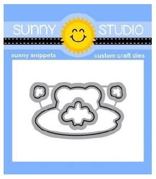 Sunny Studio Feeling Froggy Metal Dies