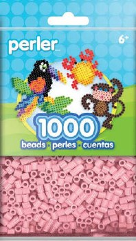 Perler Beads 1000 piece- Flamingo