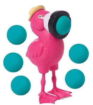 Hog Wild Popper- Flamingo