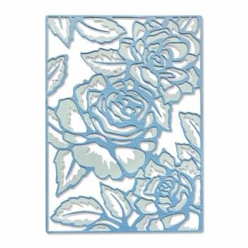 Sizzix Thinlits Dies- Floral Lattice