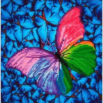 Diamond Facet Art Kit- Flutter By Pink