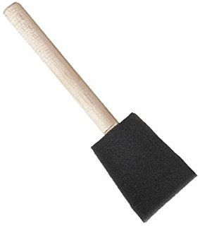 "Foam Brush- 2"""
