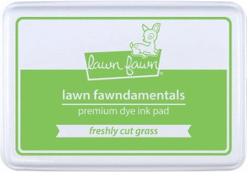 Lawn Fawn Premium Dye Ink- Freshly Cut Grass