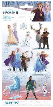 Frozen II Stickers- Characters