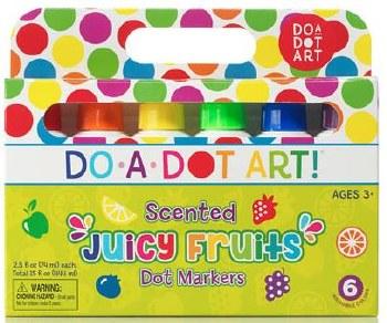 Do-A-Dot Art! Marker Set- Scented Juicy Fruits