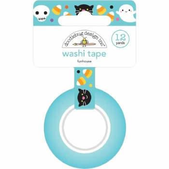 Candy Carnival Washi Tape- Funhouse