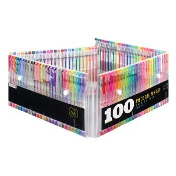 Gel Pen Set 100pc