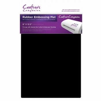 Gemini Accessories- Rubber Embossing Mat