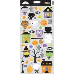 Ghouls & Goodies Stickers- Icons