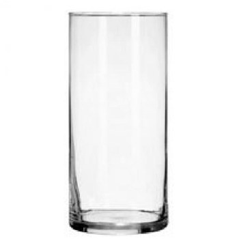 "7.5"" Glass Cylinder"